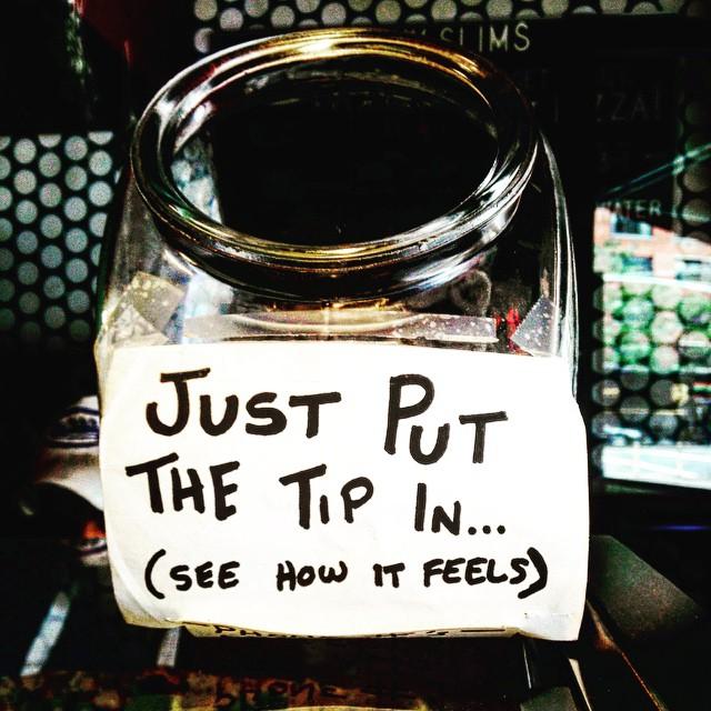 Uber Tip Jar