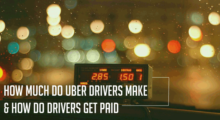 When Do Uber Drivers Get Paid >> How Much Do Uber Drivers Make